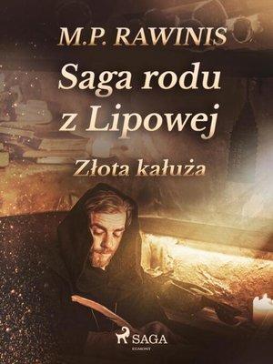 cover image of Saga rodu z Lipowej 11