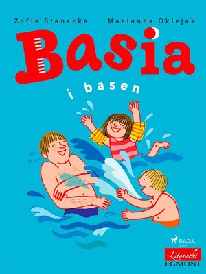 cover image of Basia i basen