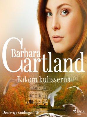cover image of Bakom kulisserna