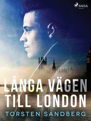 cover image of Långa vägen till London