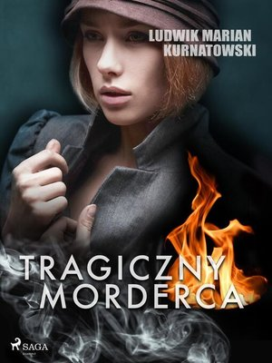 cover image of Tragiczny morderca