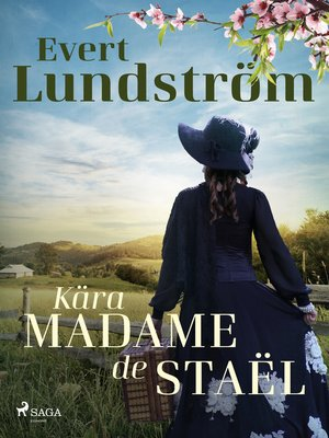 cover image of Kära Madame de Staël