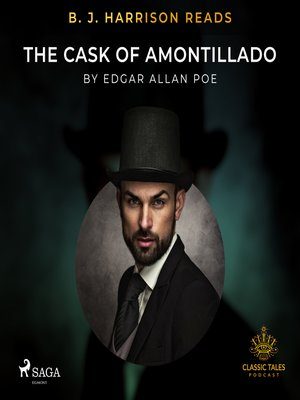 cover image of B. J. Harrison Reads the Cask of Amontillado