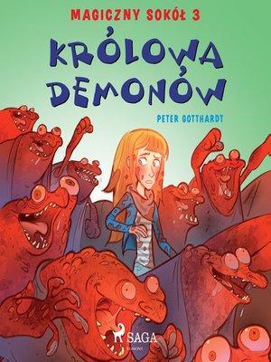 cover image of Magiczny sokół 3--Królowa demonów