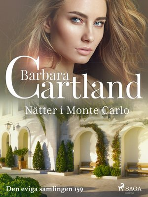 cover image of Nätter i Monte Carlo