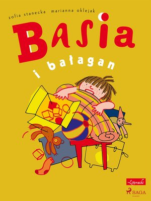 cover image of Basia i bałagan