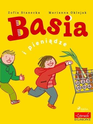 cover image of Basia i pieniądze
