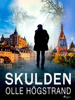 cover image of Skulden
