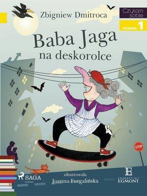 cover image of Baba Jaga na deskorolce