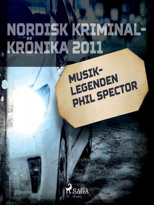 cover image of Musiklegenden Phil Spector