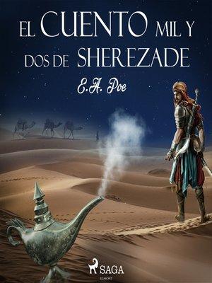 cover image of El cuento mil y dos de Sherezade