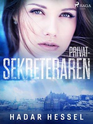 cover image of Privatsekreteraren