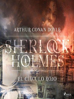 cover image of El círculo rojo