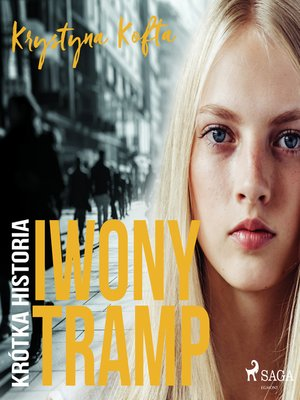 cover image of Krótka historia Iwony Tramp