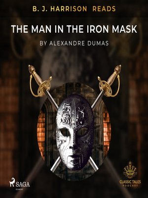 cover image of B. J. Harrison Reads the Man in the Iron Mask