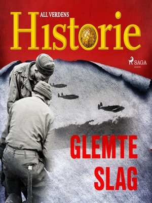 cover image of Glemte slag
