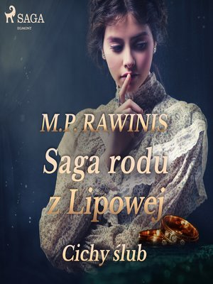 cover image of Saga rodu z Lipowej 24