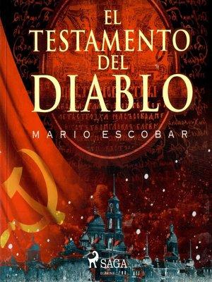 cover image of El testamento del diablo