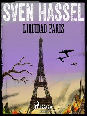 cover image of Liquidad Paris