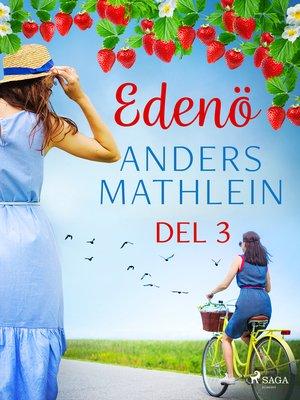 cover image of Edenö del 3