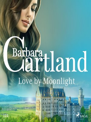 cover image of Love by Moonlight (Barbara Cartland's Pink Collection 122)