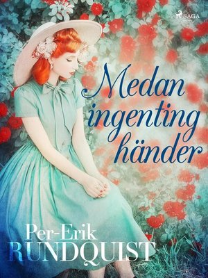 cover image of Medan ingenting händer