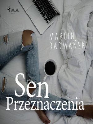 cover image of Sen przeznaczenia