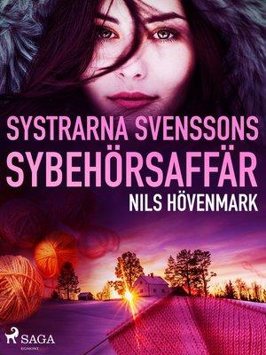 cover image of Systrarna Svenssons sybehörsaffär