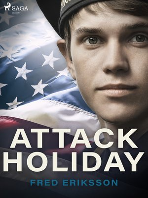cover image of Attack Holiday