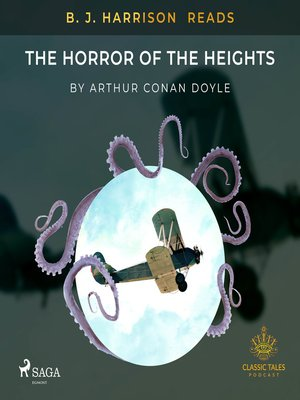 cover image of B. J. Harrison Reads the Horror of the Heights