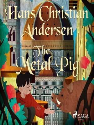 cover image of The Metal Pig
