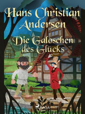 cover image of Die Galoschen des Glücks