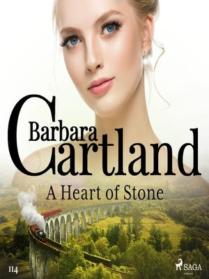 cover image of A Heart of Stone (Barbara Cartland's Pink Collection 114)