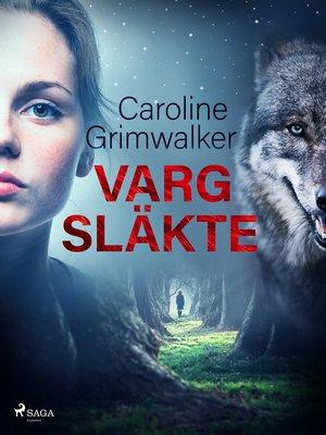 cover image of Vargsläkte