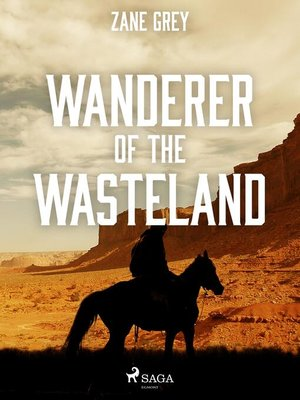 cover image of Wanderer of the Wasteland