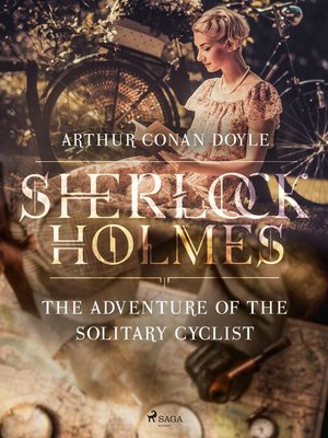 cover image of The Adventure of the Solitary Cyclist