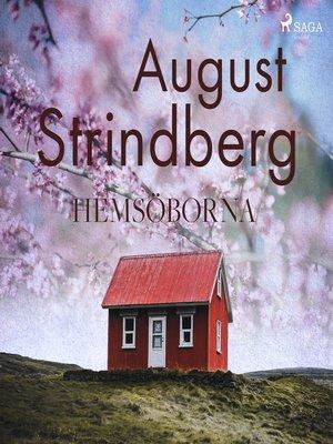 cover image of Hemsöborna