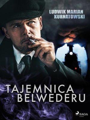 cover image of Tajemnica Belwederu