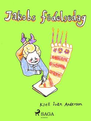 cover image of Jakobs födelsedag