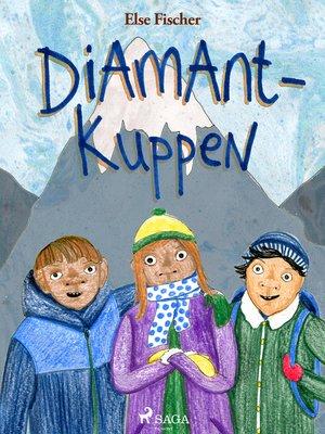 cover image of Diamantkuppen