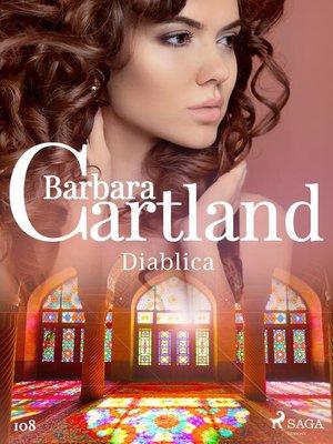 cover image of Diablica--Ponadczasowe historie miłosne Barbary Cartland
