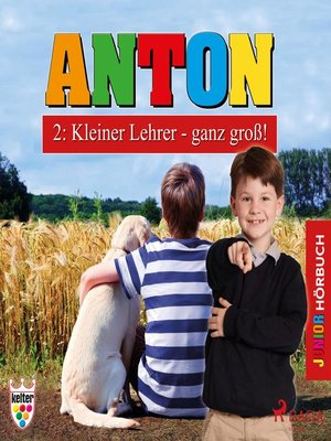 cover image of Anton, 2