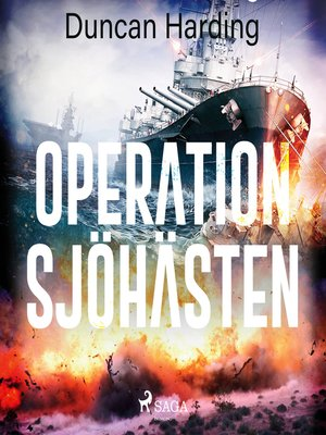 cover image of Operation sjöhästen