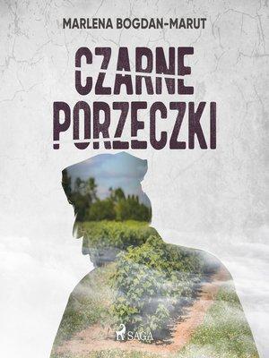 cover image of Czarne porzeczki