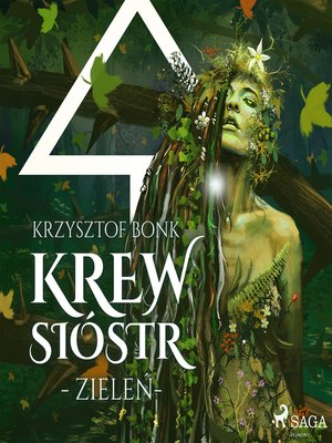cover image of Krew Sióstr. Zieleń V