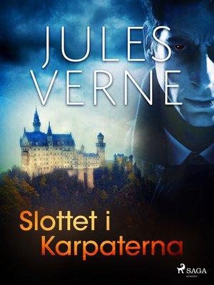cover image of Slottet i Karpaterna