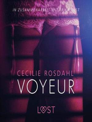 cover image of Voyeur