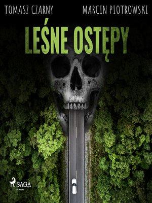 cover image of Leśne ostępy