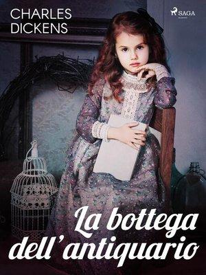 cover image of La bottega dell'antiquario