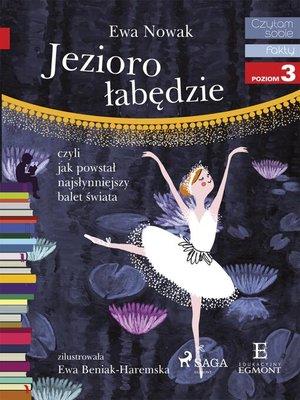 cover image of Jezioro łabędzie